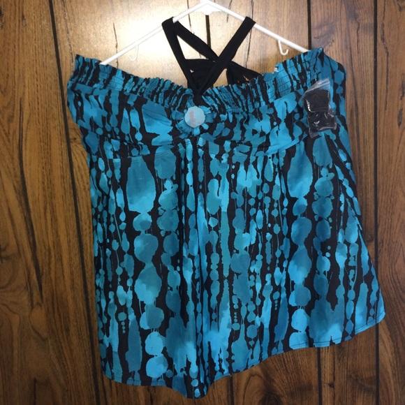 34909fa637 Liz Lange for Target Swim   Liz Langetarget Maternity Tankini Top Xl ...